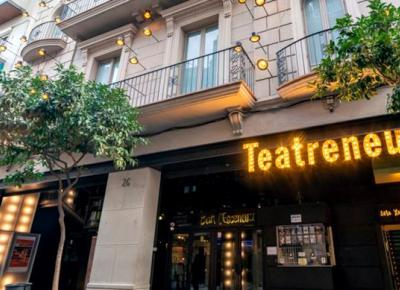 The plays of the Teatreneu Theater in Barcelona