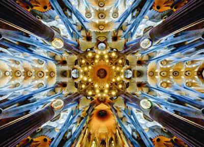 Gaudi's Barcelona: Live Interactive Webinar