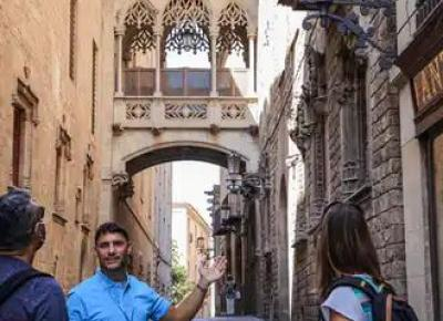 Free Barcelona Walking Tour