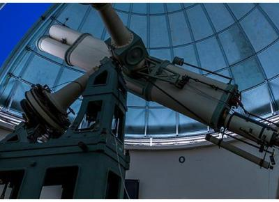 Guided night tour at the Fabra Observatory