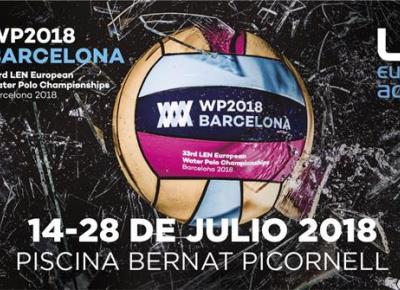 Waterpolo Championships 2018 Barcelona