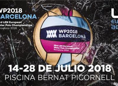 Waterpolo Championships 2018 Barcelona