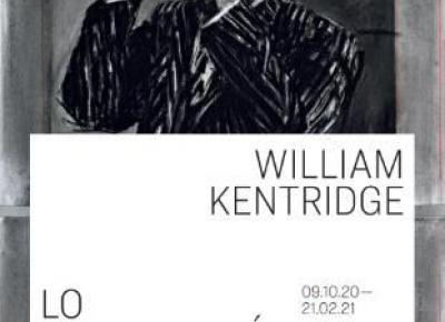 William Kentridge. El que no està dibuixat