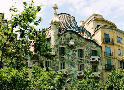 The Antoni Gaudi Guide to Barcelona - Original Barcelona Tours