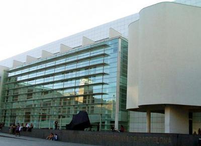 MACBA (Museu d'Art Contemporani de Barcelona)