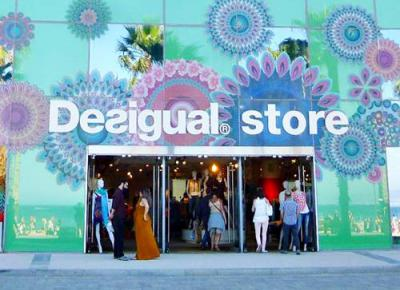 Desigual | Shops in Barcelona | Addresses and Opening Hours