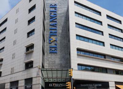 El Triangle Centro Comercial de Barcelona