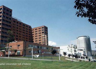 Hospital Vall d'Hebron Barcelona