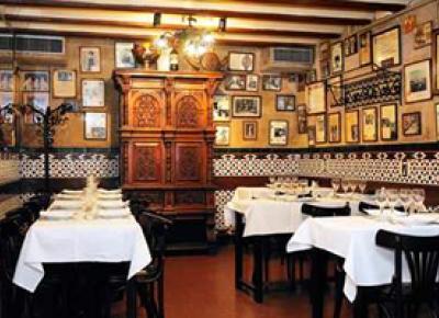 Los Caracoles (Casa Bofarull)