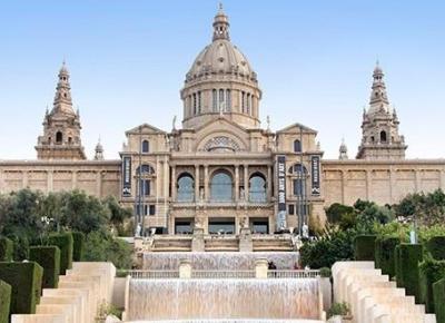 MNAC (National Art Museum of Catalunya)