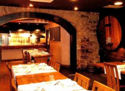 Restaurant Sagardi BCN Gòtic