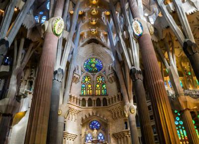 Sagrada Família - Antoni Gaudí